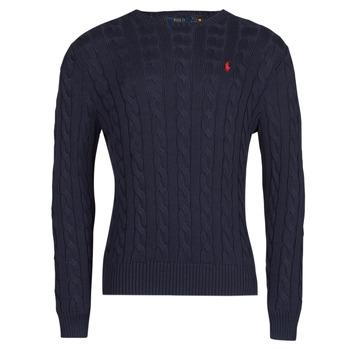 Textil Homem camisolas Polo Ralph Lauren KINNU Azul
