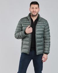 Textil Homem Quispos Polo Ralph Lauren OPESCA Cinza