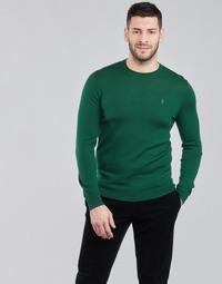 Textil Homem camisolas Polo Ralph Lauren AMIRAL Verde