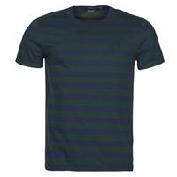 Textil Homem T-Shirt mangas curtas Polo Ralph Lauren POLINE Marinho / Verde