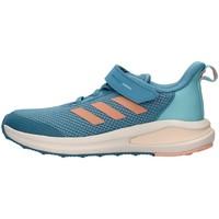 Sapatos Rapaz Sapatilhas de corrida adidas Originals FY1342 Azul