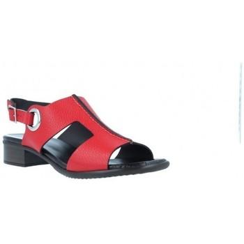 Sapatos Mulher Sandálias Plumers  Vermelho