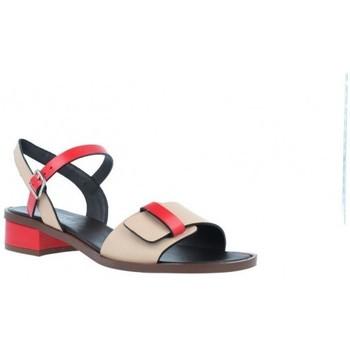 Sapatos Mulher Sandálias Plumers  Cinza