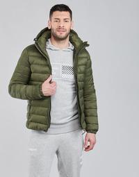 Textil Homem Quispos Superdry CLASSIC FUJI PUFFER JACKET Preto