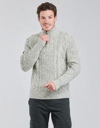Textil Homem camisolas Superdry JACOB HENLEY Cinza