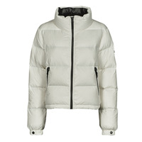 Textil Mulher Quispos Superdry ALPINE LUXE DOWN JACKET Branco