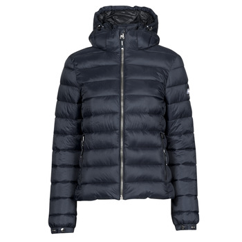 Textil Mulher Quispos Superdry CLASSIC FUJI PUFFER JACKET Azul