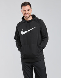 Textil Homem Sweats Nike NIKE DRI-FIT Preto