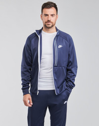 Textil Homem Jaquetas Nike  Azul