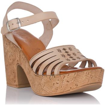 Sapatos Mulher Sandálias Emmshu KATYA Bege