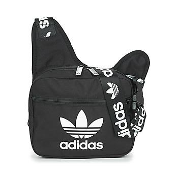 Malas Pouch / Clutch adidas Originals AC SLING BAG Preto