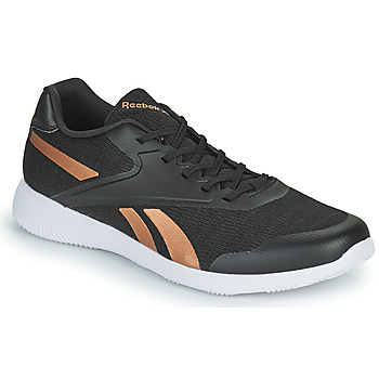 Sapatos Mulher Sapatilhas de corrida Reebok Sport Reebok Stridium Preto / Ouro