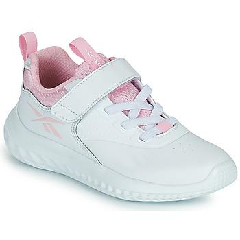 Sapatos Rapariga Sapatilhas Reebok Sport RUSH RUNNER Branco / Rosa