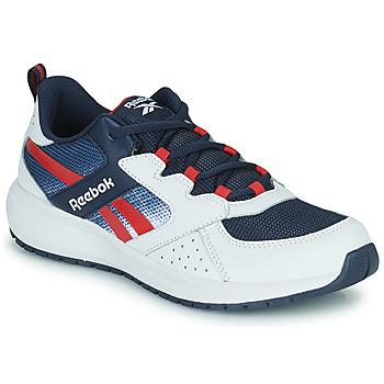 Sapatos Rapaz Sapatilhas Reebok Sport ROAD SUPREME Branco / Marinho / Vermelho