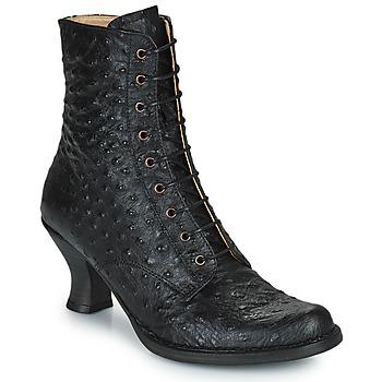 Sapatos Mulher Botins Neosens ROCOCO Preto