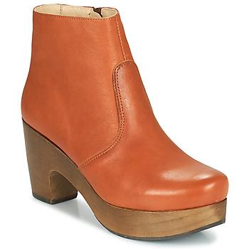 Sapatos Mulher Botins Neosens ST LAURENT Castanho