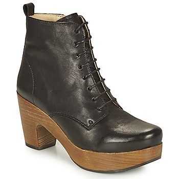 Sapatos Mulher Botins Neosens ST LAURENT Preto