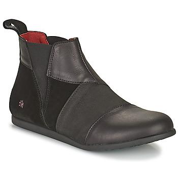 Sapatos Mulher Botas baixas Art LARISSA Preto