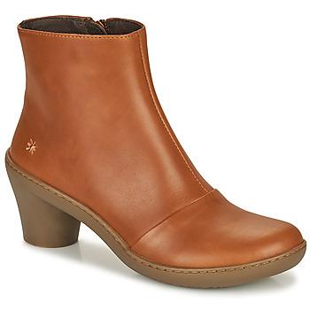 Sapatos Mulher Botins Art ALFAMA Castanho