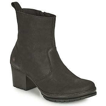 Sapatos Mulher Botins Art CAMDEN Preto