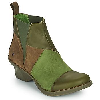 Sapatos Mulher Botins Art OTEIZA Cáqui