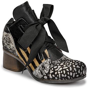 Sapatos Mulher Botins Papucei KELLY Castanho
