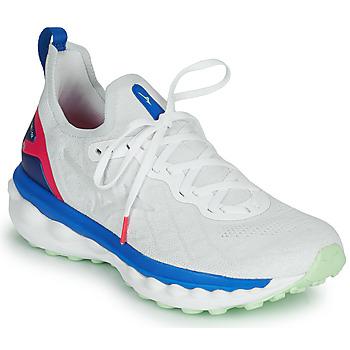 Sapatos Homem Sapatilhas de corrida Mizuno WAVE SKY NEO Branco