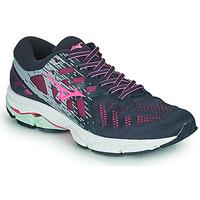 Sapatos Mulher Sapatilhas de corrida Mizuno WAVE ULTIMA 11 Azul / Rosa