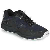 Sapatos Homem Sapatilhas de corrida Mizuno WAVE DAICHI 6 GTX Preto