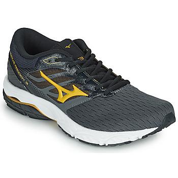 Sapatos Homem Sapatilhas de corrida Mizuno WAVE PRODIGY Cinza