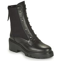 Sapatos Mulher Botas baixas Unisa JARBE Preto
