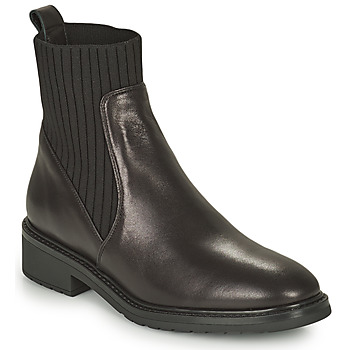 Sapatos Mulher Botas baixas Unisa ELLEN Preto