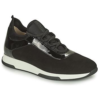 Sapatos Mulher Sapatilhas Unisa FONTS Preto