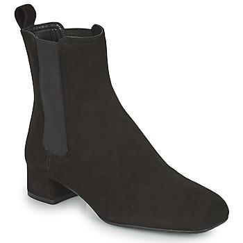 Sapatos Mulher Botins Unisa GUSO Preto
