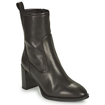 Sapatos Mulher Botins Unisa UNTIL Preto