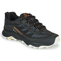 Sapatos Homem Sapatos de caminhada Merrell MOAB SPEED GTX Preto