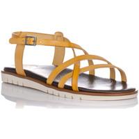 Sapatos Mulher Sandálias Porronet 2751 Amarelo