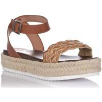 Sapatos Mulher Sandálias Porronet 2764 Castanho