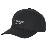 Acessórios Boné Calvin Klein Jeans CK NY BB CAP Preto