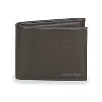 Malas Homem Carteira Calvin Klein Jeans WARMTH BIFOLD 5CC W/COIN Castanho