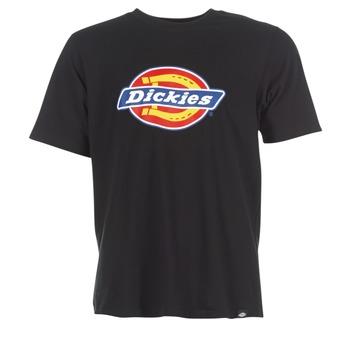 Textil Homem T-Shirt mangas curtas Dickies HORSESHOE Preto