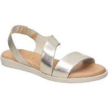 Sapatos Mulher Sandálias Tarke SANDALIAS KAOLA- 915 SEÑORA PLATINO Doré