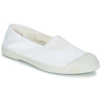 Sapatos Mulher Sapatilhas Bensimon TENNIS ELASTIQUE Branco