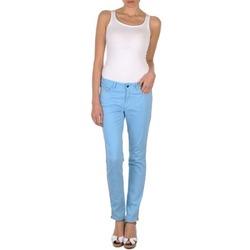 Textil Mulher Calças Brigitte Bardot AUBE Azul