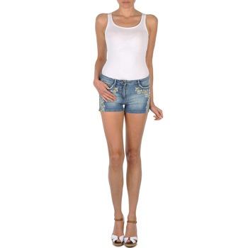 Textil Mulher Shorts / Bermudas Brigitte Bardot JUE Azul