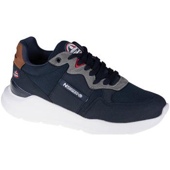 Sapatos Homem Sapatilhas Geographical Norway Shoes Bleu marine