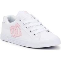 Sapatos Mulher Sapatilhas DC Shoes DC Chelsea ADJS300243-WPW white