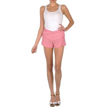 Textil Mulher Shorts / Bermudas Brigitte Bardot MAELA Rosa