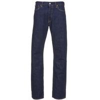 Textil Homem Calças Jeans Levi's 501 LEVIS ORIGINAL FIT   /