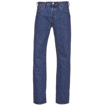 303617e3c Textil Homem Calças Jeans Levi's 501 LEVIS ORIGINAL FIT Stonewash